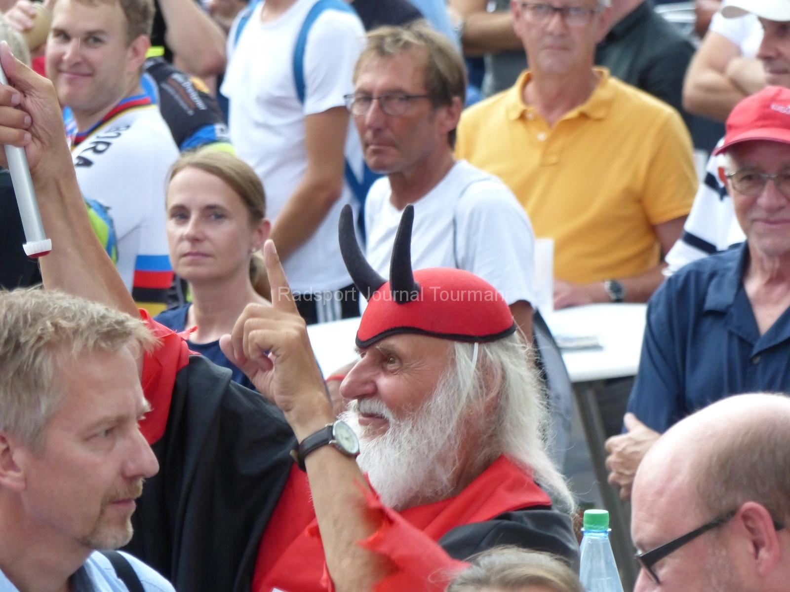 Deutschland Tour Didi Sempf