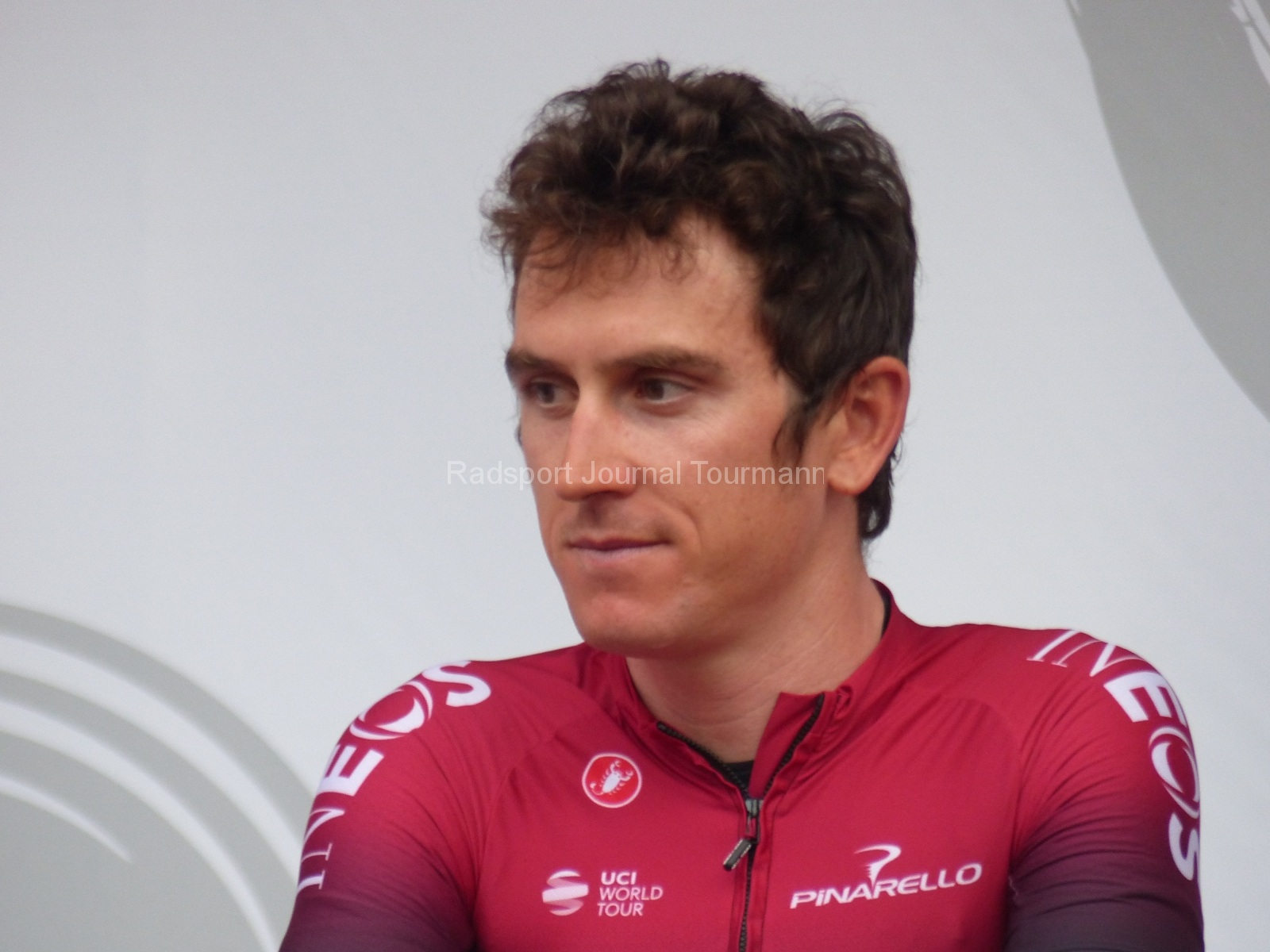 Deutschland Tour Geraint Thomas