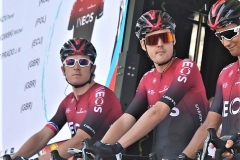 Deutschland Tour Teamvorstellung Ionos