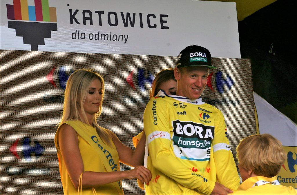 Pascal Ackermann ist nich unter den besten 5 im UCI World Ranking