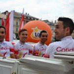 Die Strade Bianche startet die World Tour