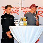 Tour de France. Lennard Kämna holt sich seinen Toursieg.