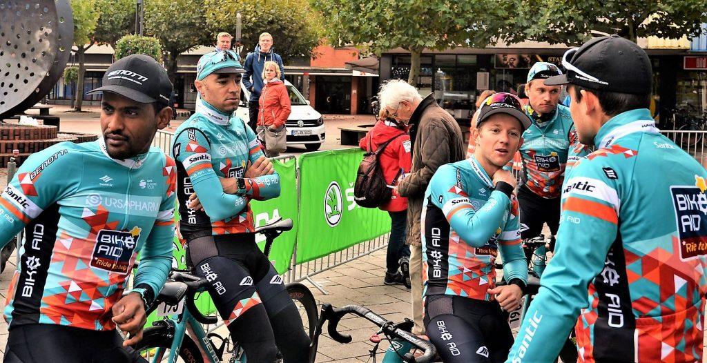 Bike Aid ist das drittbeste deutsche Radsport Team