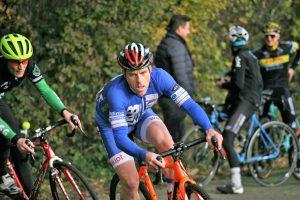 Michael Vanthourenhout gewann den Weltcup in Tabor