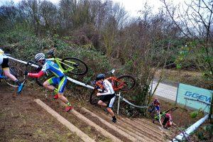 Laurens Sweeck gewann den Cyclo Cross in Niel