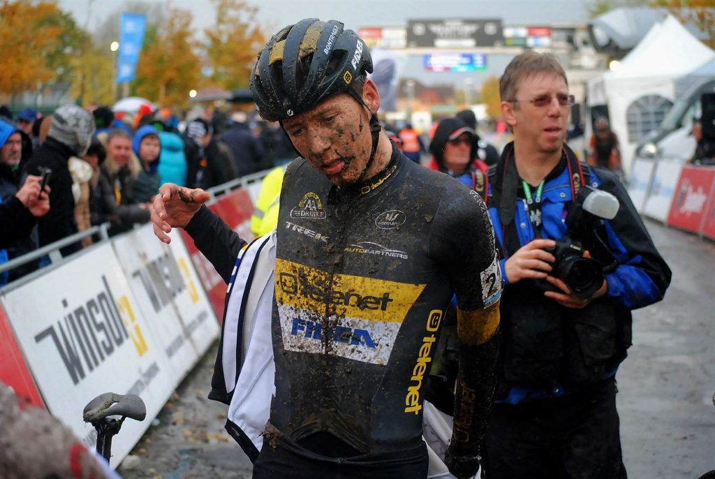 Die Cyclo Crosser bekommen kaum noch Startgeld