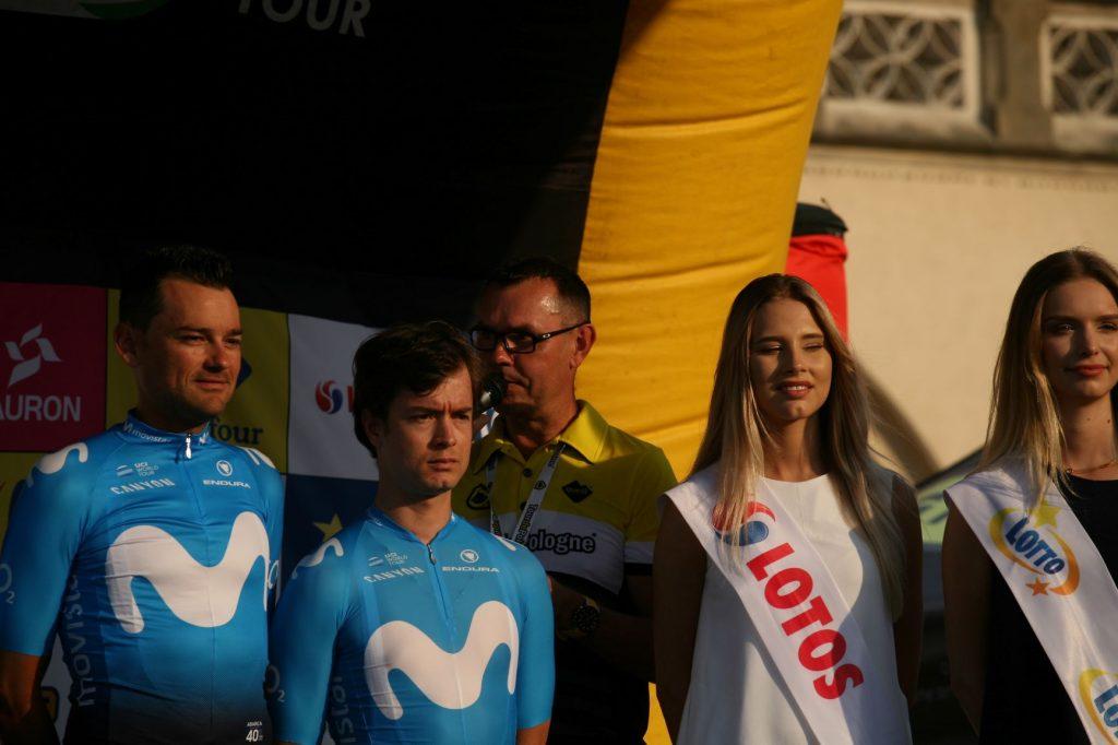 Movistar spielt auch bei der Vuelta a Ecuador eine Rolle