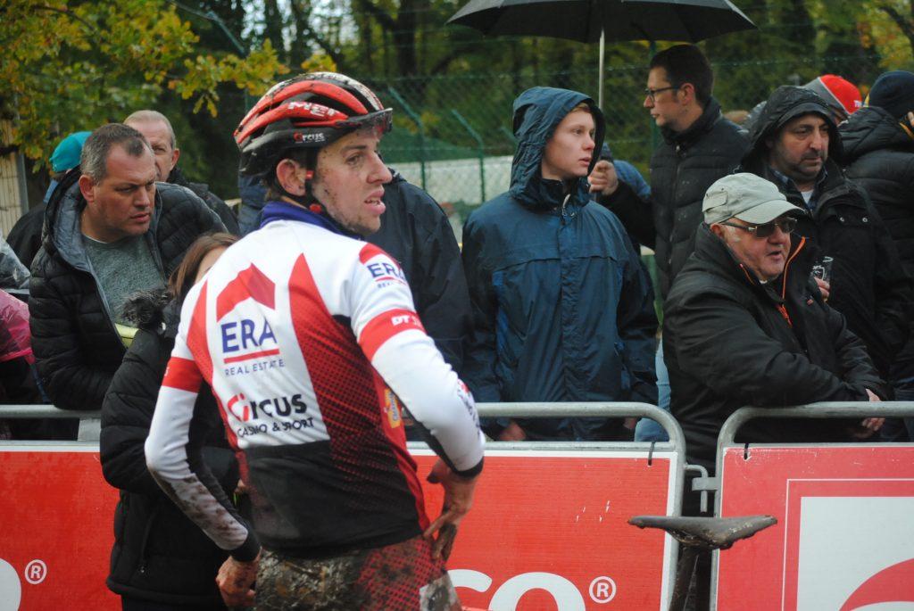 Mathieu Van der Poel wird in Gavere nur Zweiter