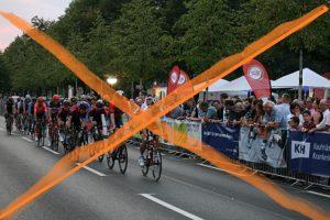 Immer mehr Radrennen werden gecancelled