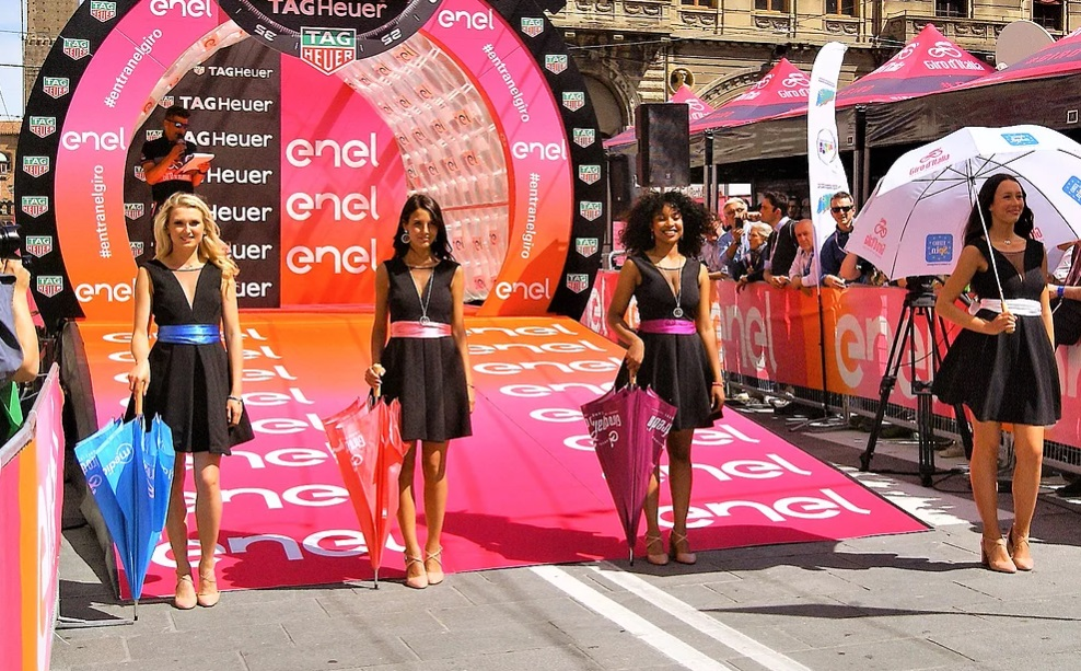 Giro D'Italia Galerie